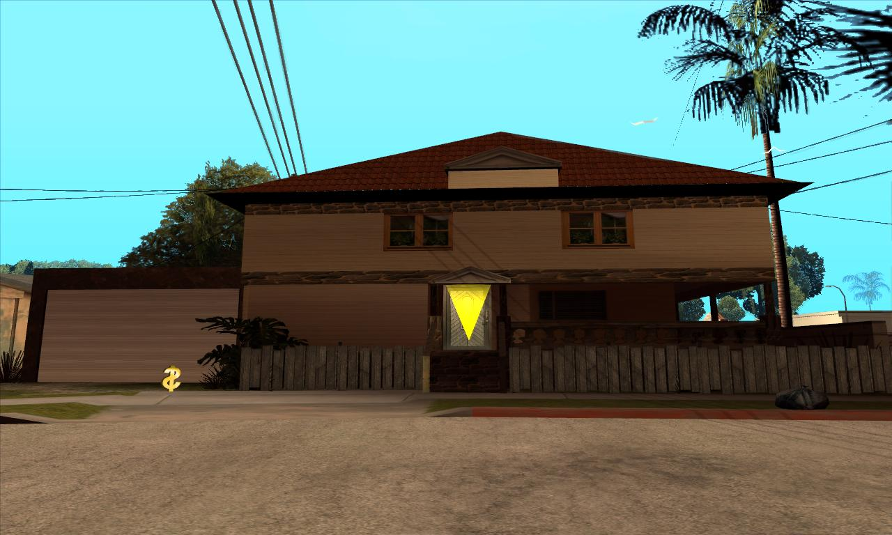 The GTA Place - CJ's Luxury House