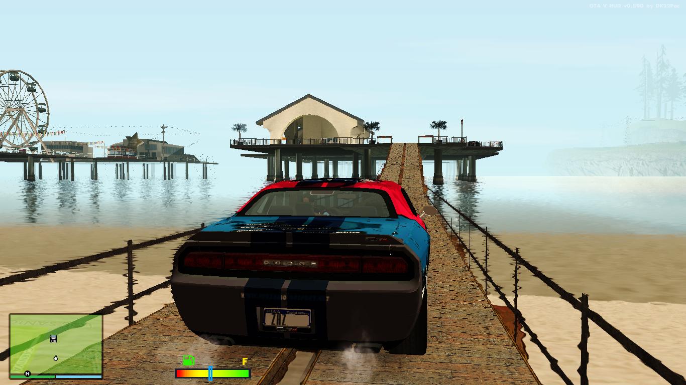 The GTA Place - GTA SA LS Beach House