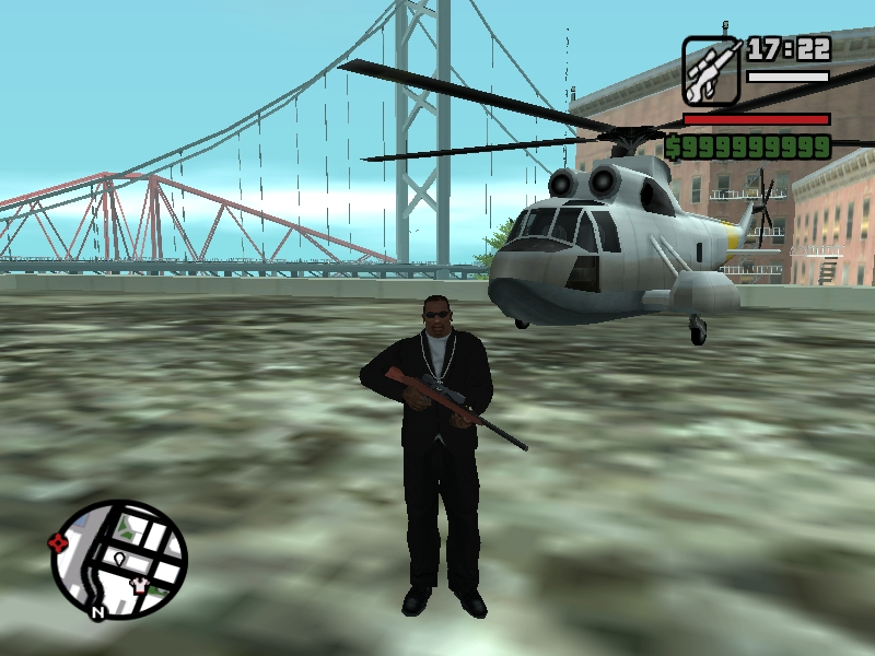 The GTA Place - GTA San Andreas King of San Andreas 100% Completed