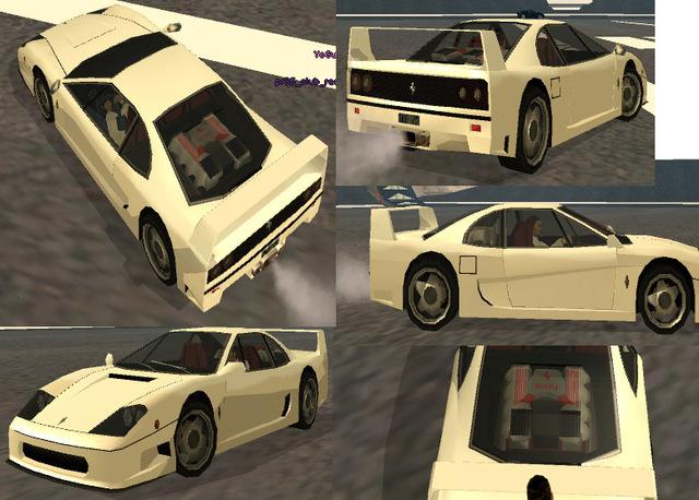 The GTA Place - AdrenalineX Turismo