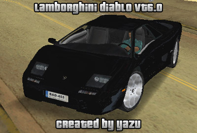 The Gta Place Lamborghini Diablo Vt 6 0