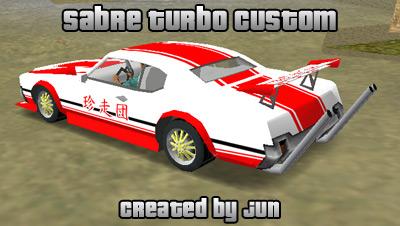 The GTA Place - Sabre Turbo Custom