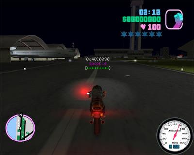 The GTA Place - Analog Speedometer