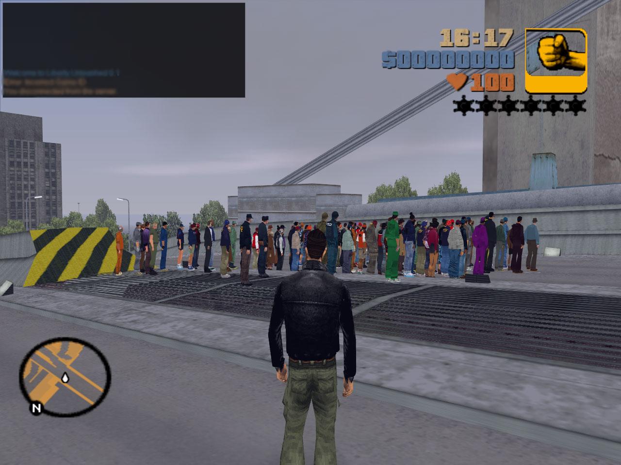 grand theft auto 3 multiplayer