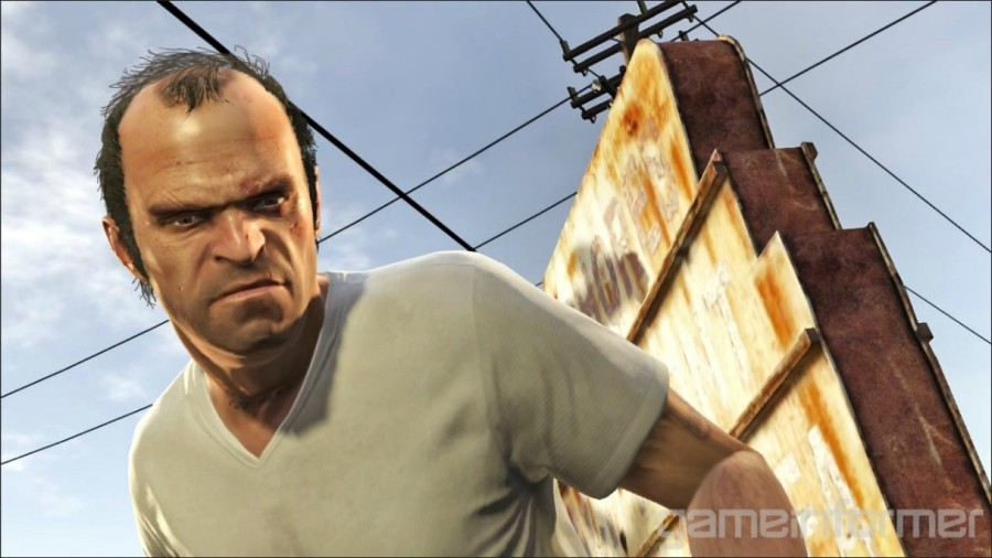 Speculation: Trevor and Michael brothers? - GTA V - The GTA