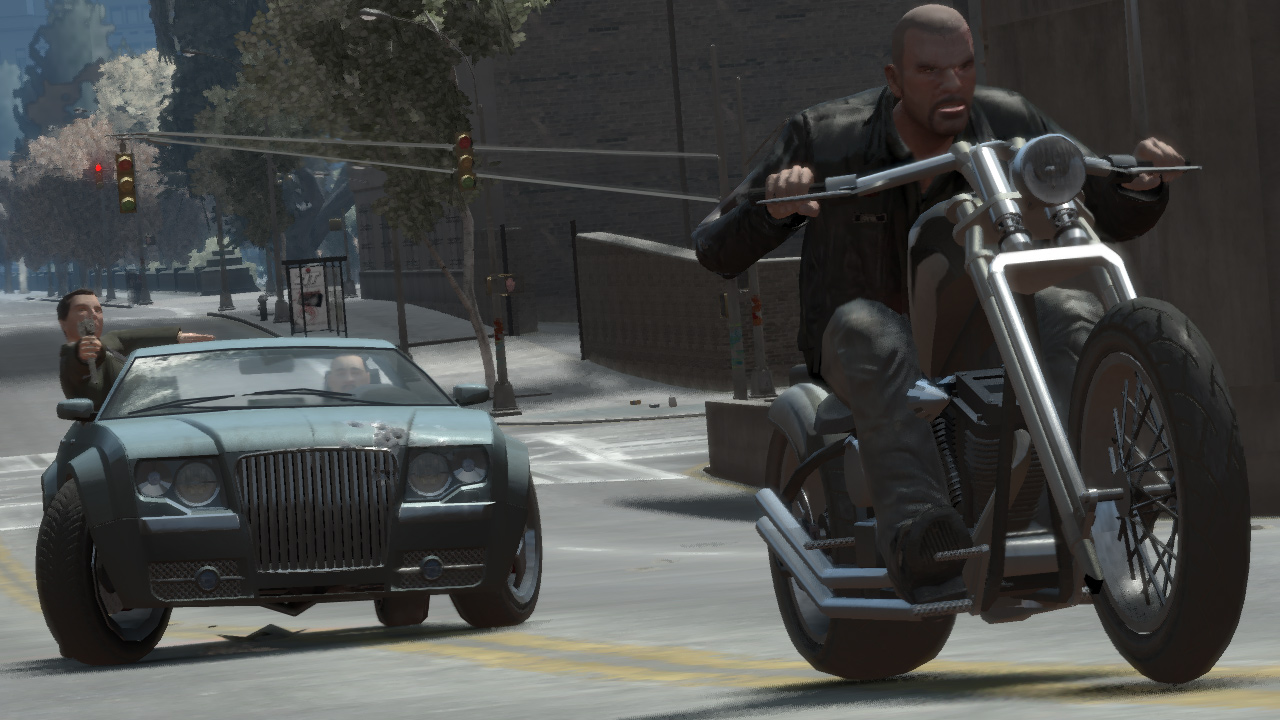 Grand Pre Car >> The GTA Place - GTA IV The Lost and Damned Screenshots