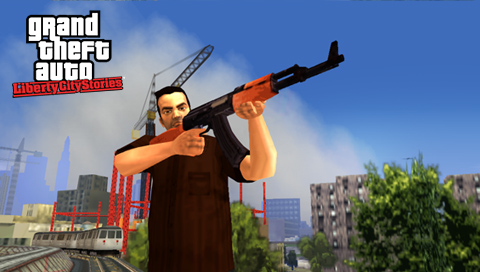 The GTA Place Liberty City Stories PSP Screenshots