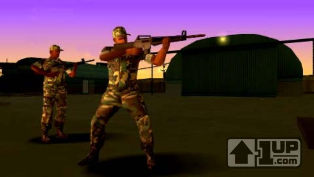 The GTA Place - Vice City Stories PSP Screenshots