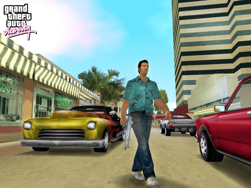 The GTA Place - Vice City PC Screenshots