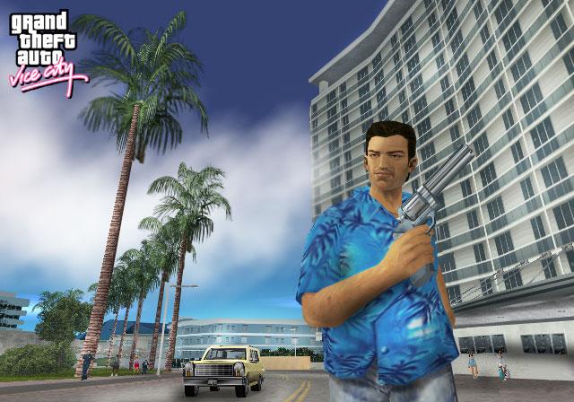 The GTA Place - Vice City PS2 Screenshots